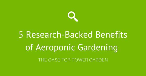 Aeroponic Gardening Tower Garden