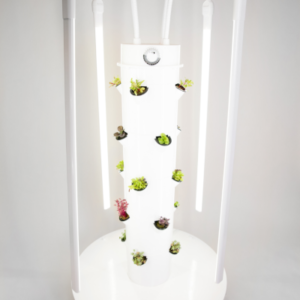 New LED Tower Garden Grow Lights